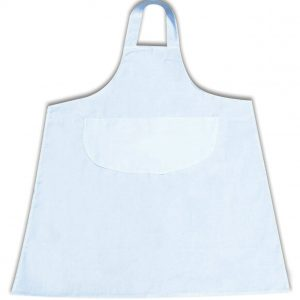Cotton Butcher Stripe Chefs Aprons