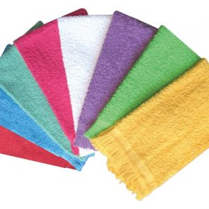 100% Cotton Guest Towel - Pack of 6 - quick-cleaning-supplies
